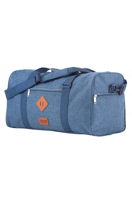 kufrland travelz hipster jeansblue travelbag (3)