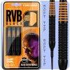 raymond barneveld rvb darts black brass target soft tip base