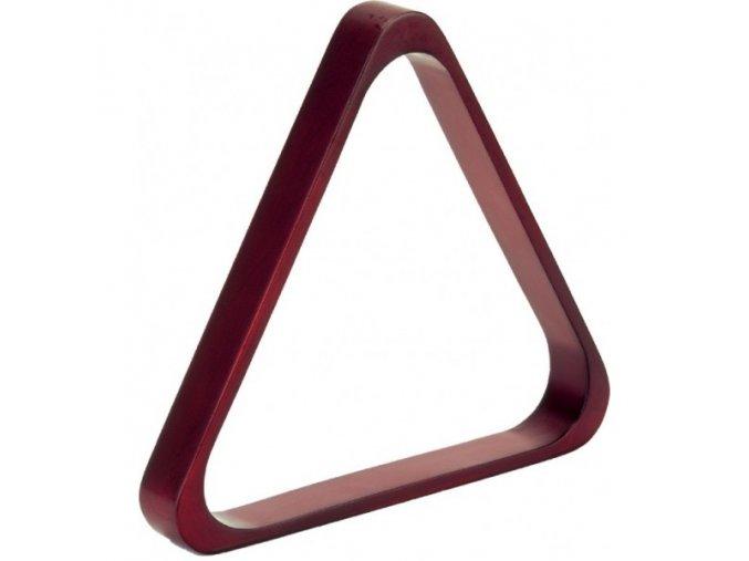 Trojúhelník dřevěný De Luxe 2