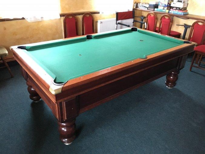 Kulečníkový stůl MASIV 7ft pool břidlicová deska