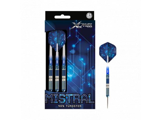 Mistral Steel | XQ Max