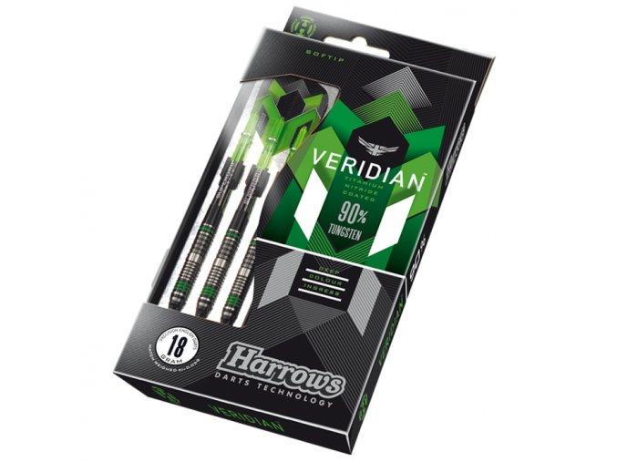 Veridian 90% soft | Harrows