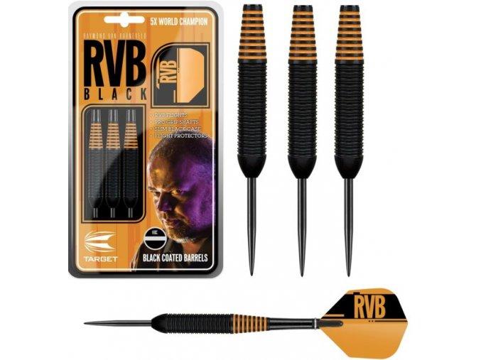 RvB Steel Tip Black / Target