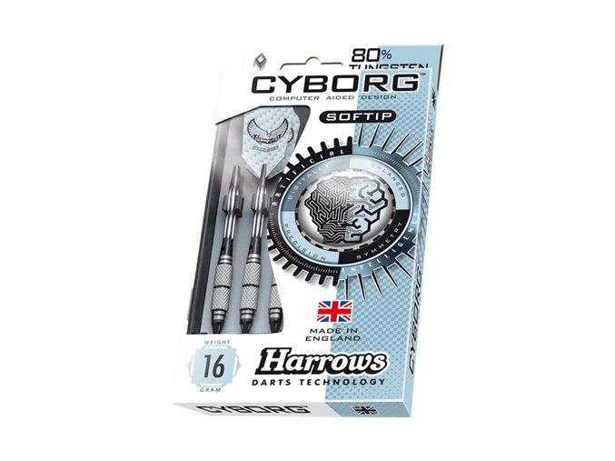 Cyborg 80% Soft | Harrows