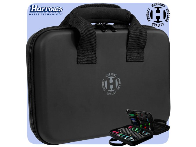 harrows imperial dart wallet black