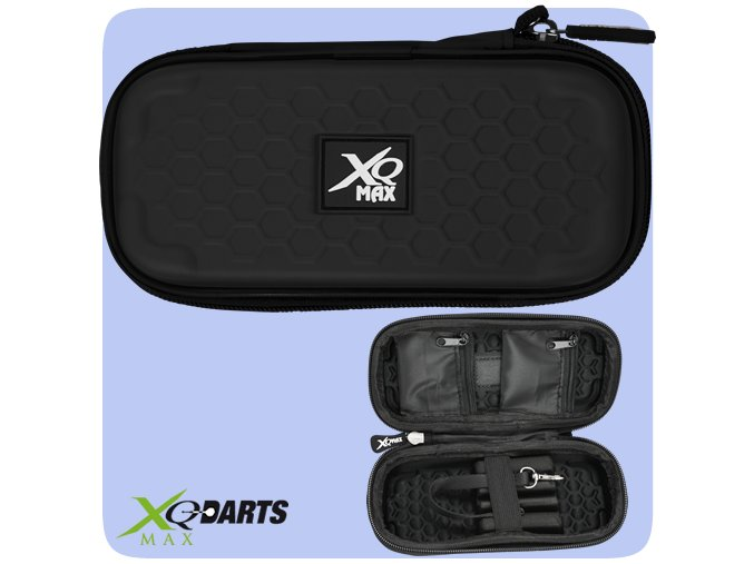 xqmax darts case small black