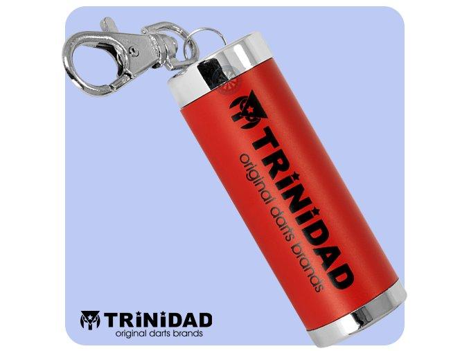 trinidad aluminium tip case red