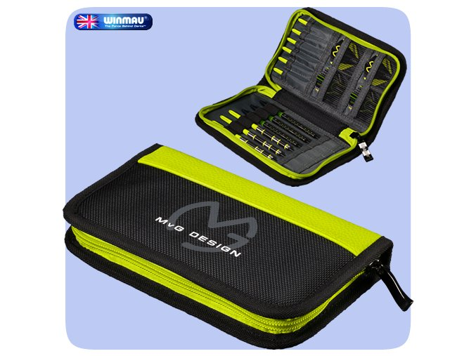 winmau mvg sports edition dart case