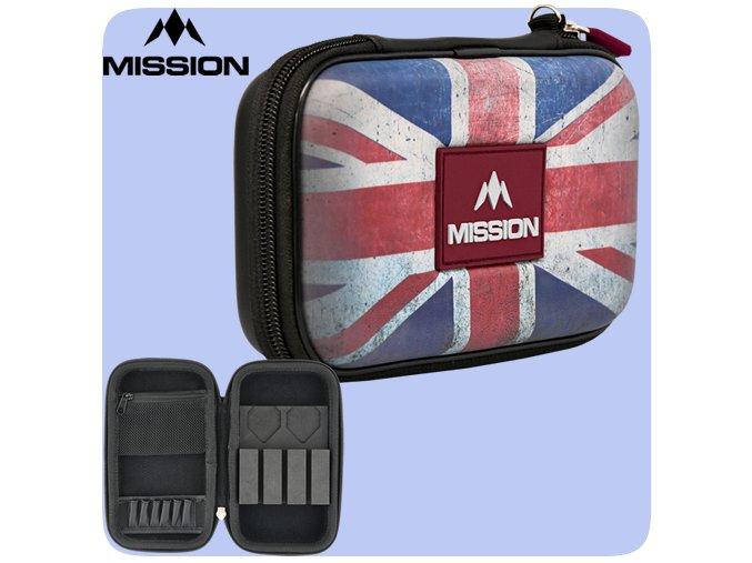 mission freedom xl dart wallet gb case