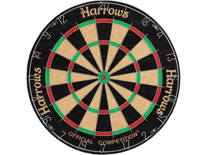 Harrows Official Competition