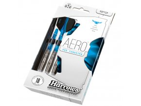 Šipky Harrows Aero softip