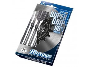 Supergrip steel šipky Harrows