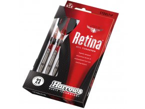Retina Steel tip harrows