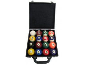 Kufřík na 16 poolových koulí
