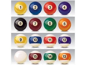 Realistic Vector Billiard Balls 2000x2000