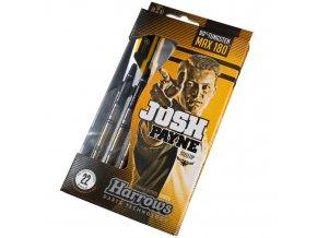 Josh Payne Max 90% steel | Harrows