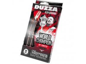 Glen Duzza Durrant Series 2 steel | Harrowsduzza series2 pack