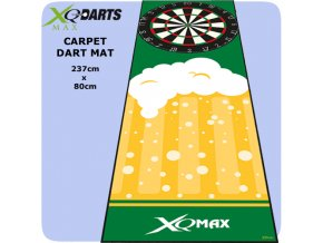 xqmax carpet mat beer