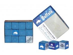 3002.010 Chalk Buffalo Blue Box 12Pcs