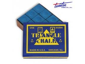 chalk triangle blue 12 1