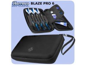 Pouzdro na šipky Blaze Pro 6 | Harrows