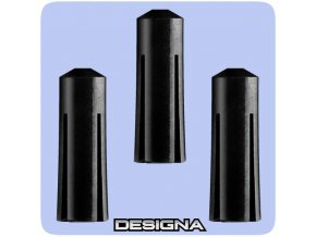 flight protectors designa defender smooth black