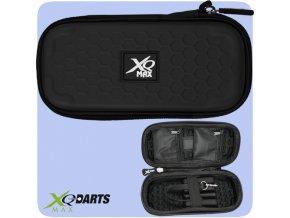 xqmax darts case small black