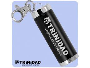 trinidad aluminium tip case black
