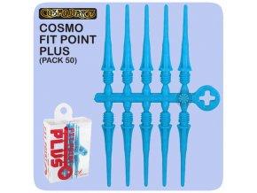 cosmofitpointplus blue