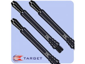 philtaylor gen4 shafts black target medium