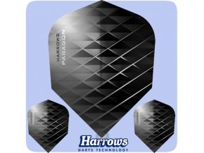 harrows paragon dart flights 7604