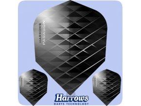 harrows paragon dart flights 7604
