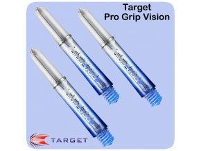 targetprogripvisionshortblue
