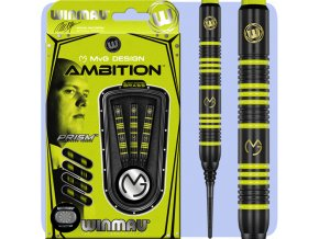 winmau mvg ambition darts soft 2237 base