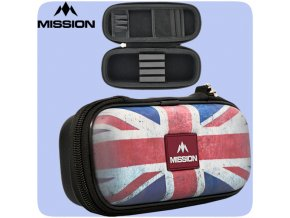 mission freedom slim dart wallet gb case