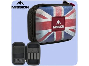 mission freedom xl dart wallet gb case