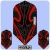 pentathlon tdp lux blackseries slim red