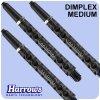 harrows shaft dimplex black medium