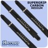 harrows supergrip carbon shafts silver medium