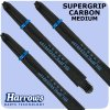 harrows supergrip carbon shafts aqua medium