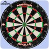 mission apollo dartboard round wire b