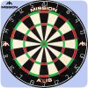 mission axis dartboard tri wire