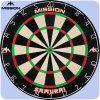mission samurai dartboard ultra thin wire