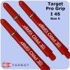 Násadky Target Pro Grip střední / Intermediaate Plus 44,5 mm |