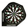 Letky na šipky Marathon Harrows