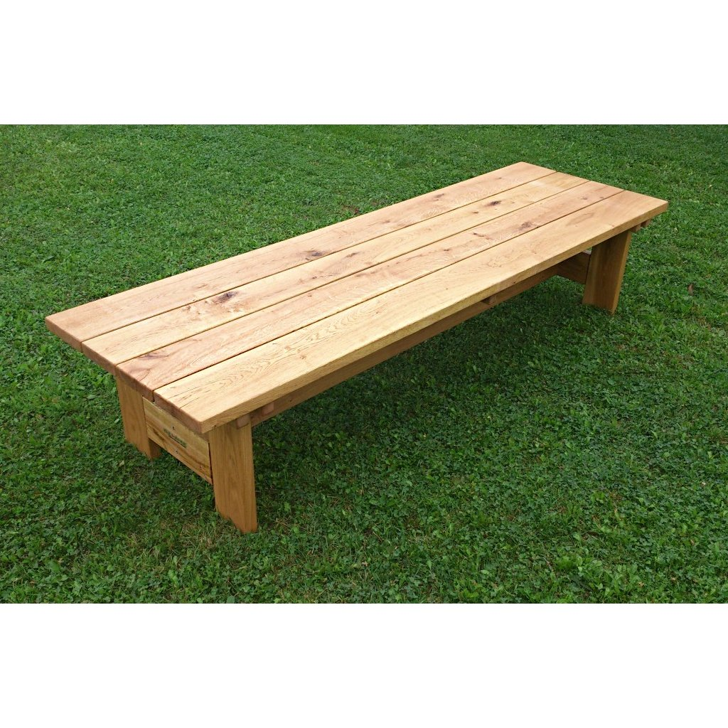 Přírodní lavice dubová