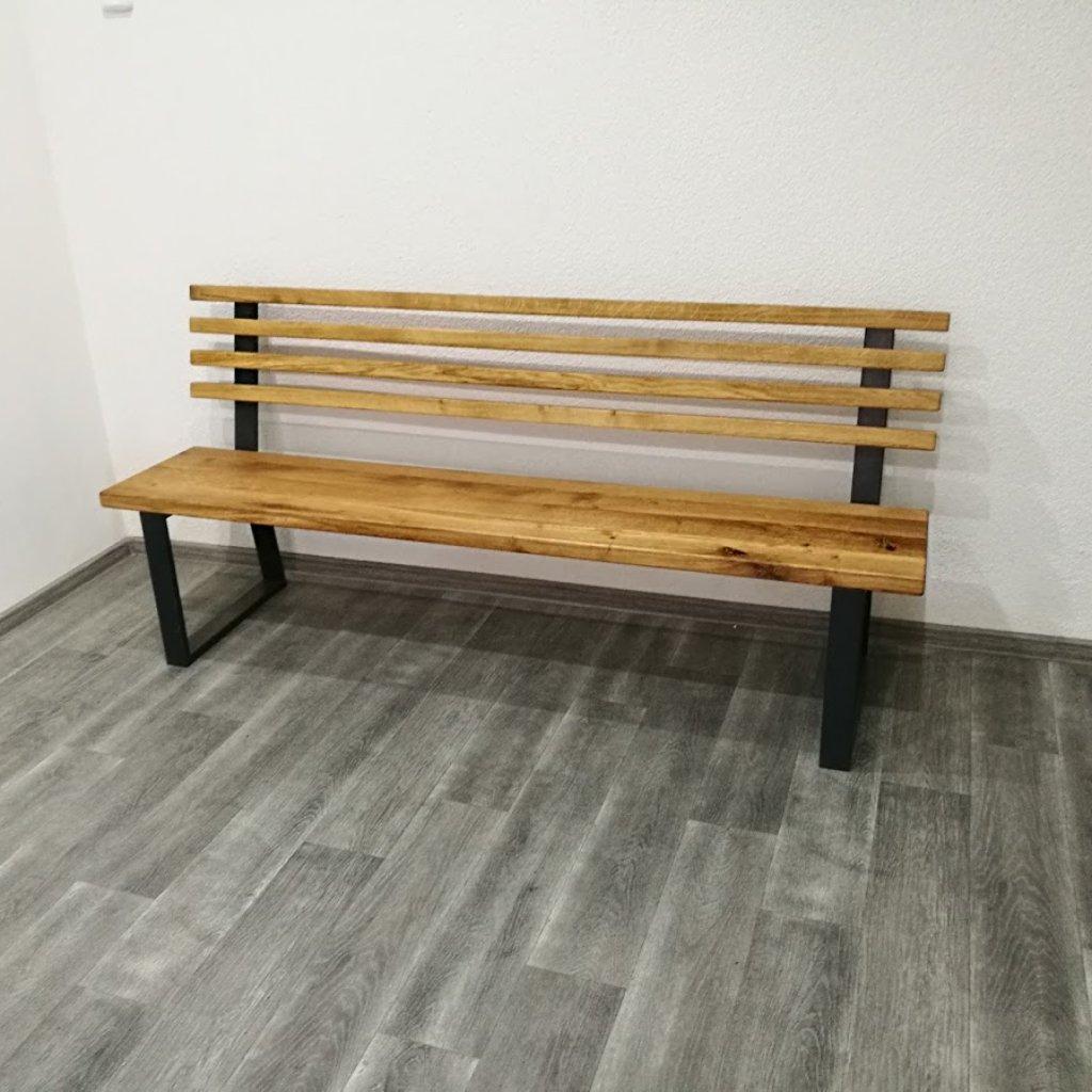 Designová lavice
