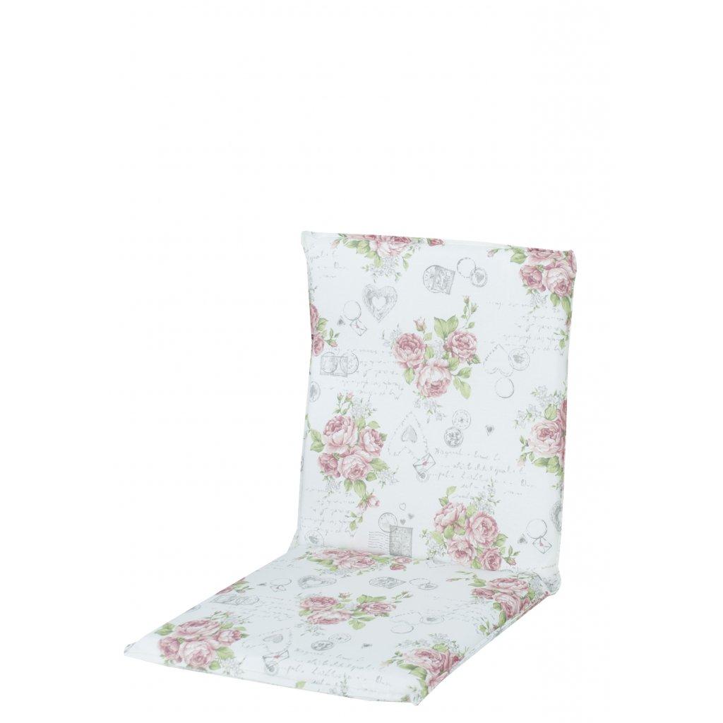ELEGANT 2232 nízký - polstr na židli a křeslo