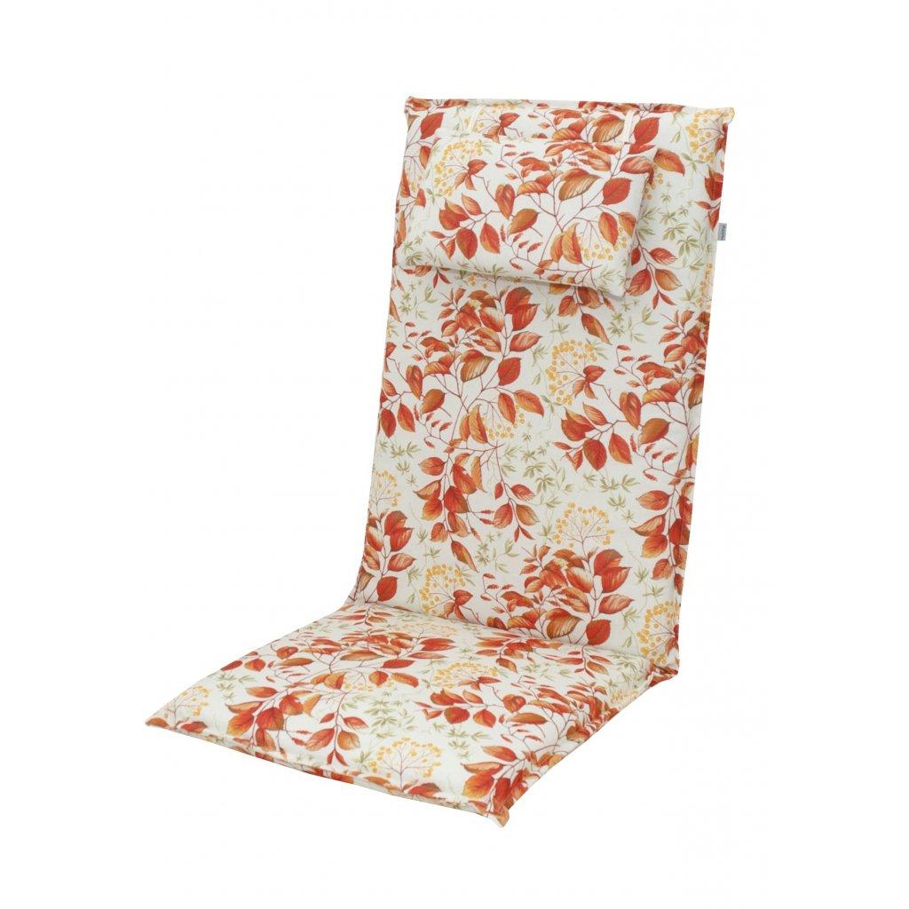 ELEGANT 2234 vysoký - polstr na židli a křeslo s podhlavníkem