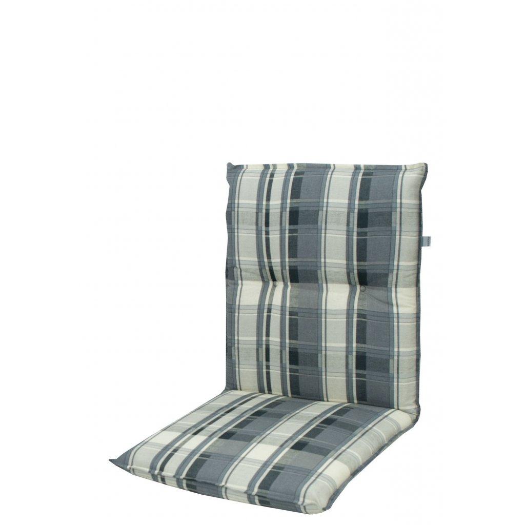 LIVING 6304 nízký - polstr na židli a křeslo